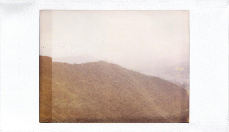 The Hills - Polaroid 500 film in Joycam: Genova