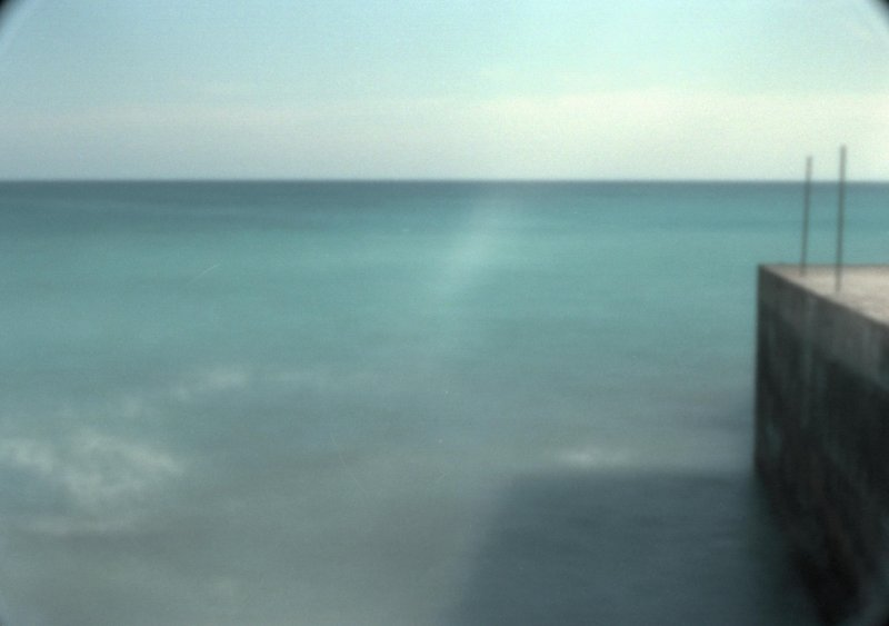 The Sea, Genova (Pinhole)